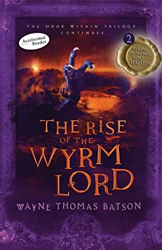 book cover of The Rise of the Wyrm Lord
