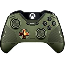 Halo 5: Guardians Master Chief Xbox One Rapid Fire Modded Controller 40 Mods for COD BO3, Advanced Warfare, Ghosts Quickscope, Jitter + MORE by Xbox One