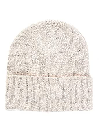 Liu Jo Luxury Fashion Womens 269008M030061509 Beige Hat | Fall Winter 19
