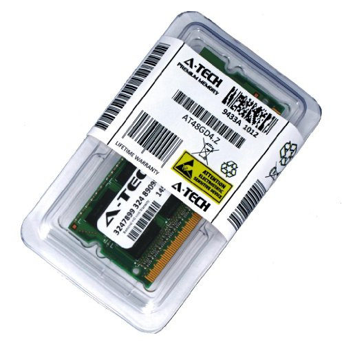 256MB SDRAM PC100 LAPTOP Memory Module (144-pin SODIMM, 100MHz) Genuine A-Tech Brand