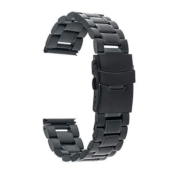 Banda De Reloj Acero Henziy-Correas-reloj-Bands3884 ...