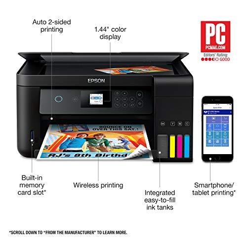 Epson Expression Wireless Supertank Printer and Copier
