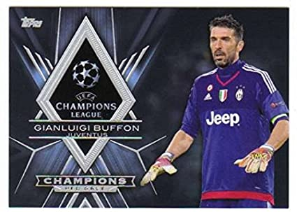 best cheap d651c 329cc Amazon.com: 2015-16 Topps UEFA Champions League Showcase ...