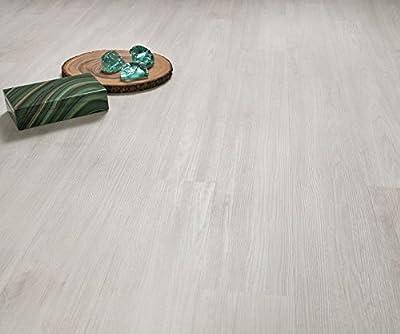 Blanc Patina Click Lock Vinyl Plank Flooring SAMPLE