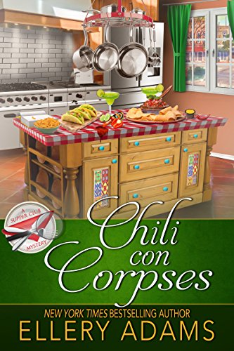 Chili con Corpses (Supper Club Mysteries Book - Chili Zesty