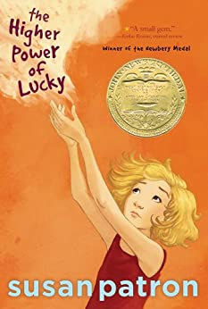 The Higher Power of Lucky by [Patron, Susan]