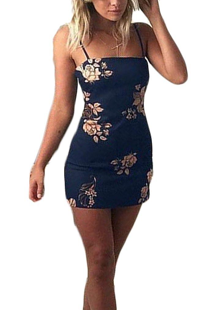 Damen Cocktailkleid Kurz Sommerkleid Festlich Elegant Für