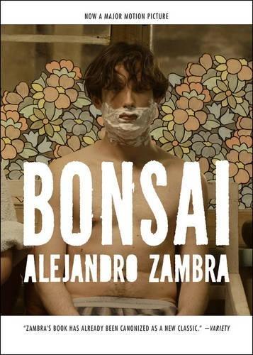 Bonsai Novel Alejandro Zambra product image