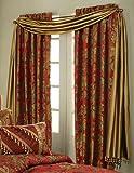 Austin Horn Classics Verona Window Panel, Red Review