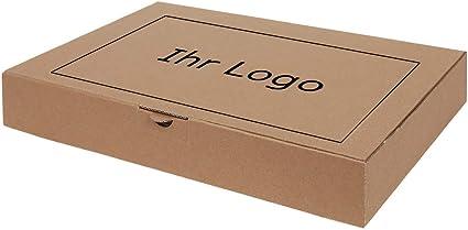 KartonProfis - Caja de cartón (350 x 250 x 50 mm, DIN A4 ...
