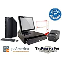 Restaurant Pro Express Premier All-in-One POS Bundle