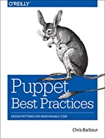 Puppet Best Practices Front Cover