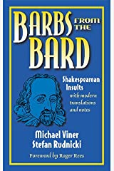 Barbs from the Bard Hardcover