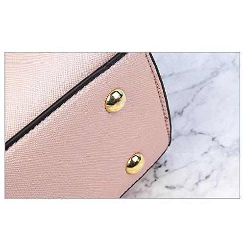 Épaule GWQGZ Noir Bandoulière À Unique Sac De À Bandoulière Dame Jog Sac Pink Mode Sac Nouvelle À Main pqUpwr0x