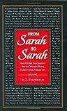 From Sarah to Sarah, Sarah Felbrand, 0976694611