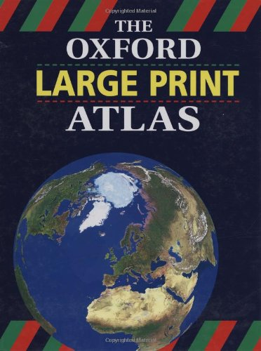 The Oxford Large Print Atlas