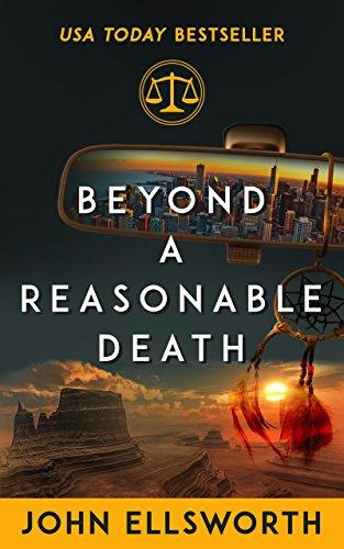 Beyond a Reasonable Death (Thaddeus Murfee Legal Thriller Series Book - Series Beyond