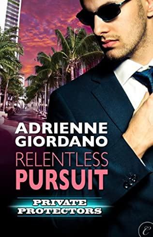 book cover of Relentless Pursuit