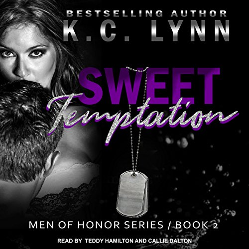 Sweet Temptation: Men of Honor Series, Book 2 by Tantor Audio