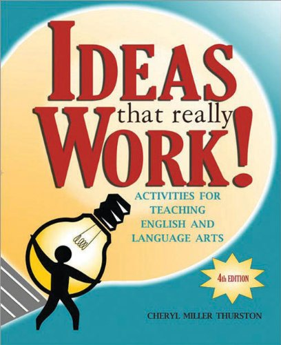 Ideas That Really Work!: Activities for English and Language Arts pdf