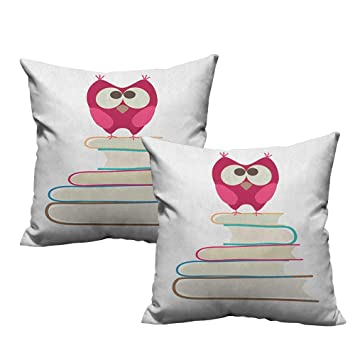 Amazon.com: RuppertTextile - Funda de almohada creativa con ...