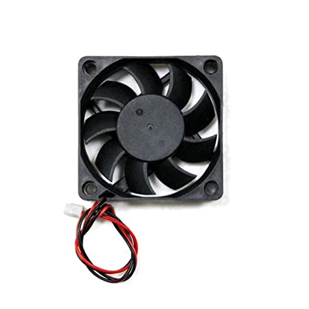 MDYHJDHYQ Accesorios Impresora 3D 12v 8pcs 6015 60 * 60 * 15 mm ...