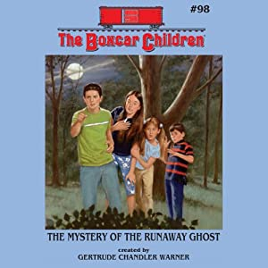 The Mystery of the Runaway Ghost Audiobook