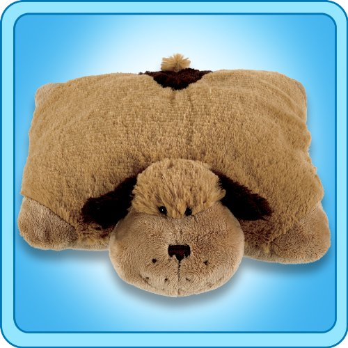 Pillow Pets Signature Stuffed Animal Plush Toy 18'', Snuggly Puppy by Pillow Pets (Image #1)