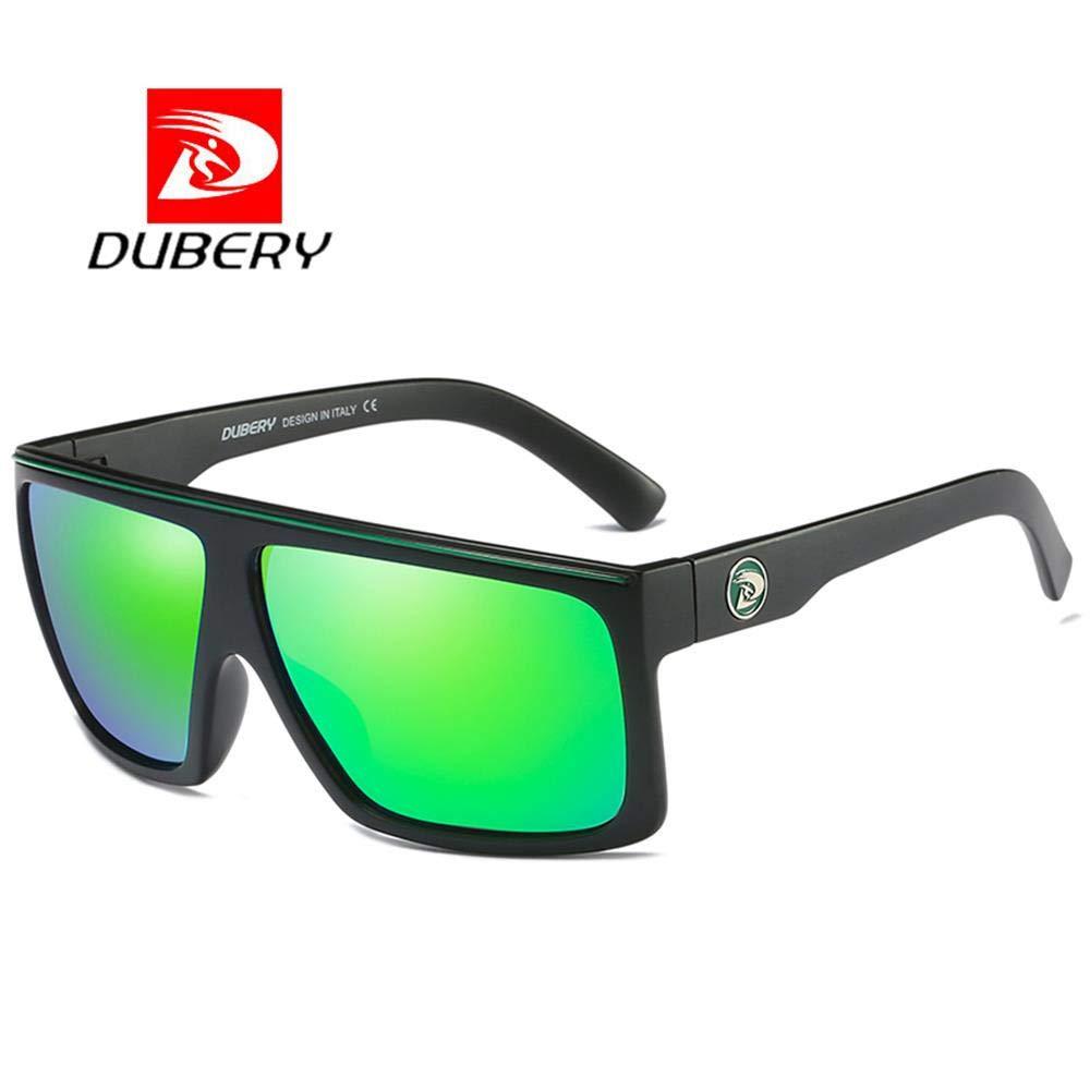 YEZIJIN DUBERY Men's Polarized Sunglasses Outdoor Driving Men Women Sport Glasses New by Yezijin_Sunglasses (Image #1)
