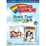 Image of Reading Rainbow: How's That Made?