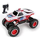 KidiRace Remote Control Car RC Rock Crawler - All Terrain- With 3 Powerful Motors -Off Road Race Car