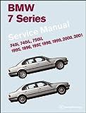 BMW 7 Series (E38) Service Manual: 1995-2001, Robert Bentley, 0837615313