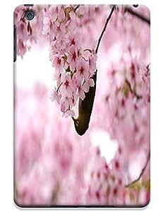Beautiful Sakura Flowers with a Bird lovely cell phone cases For Apple Accessory iPadmini iPad Mini 2