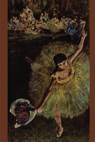 ''Dancer With Bouquet'' by Edgar Degas: Journal (Blank / Lined) (Art of Life ()
