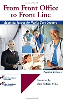 Book From Front Office to Front Line: Issues for Healhcare Leaders