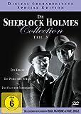 Die Sherlock Holmes Collection 3 ( Die Kralle / Die Perle der Borgia / Das Haus des Schreckens ) [3 DVDs]
