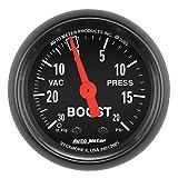 Auto Meter 2601 Z-Series 2'' Mechanical Vacuum/Boost Gauge