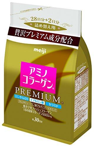 Meiji Amino Collagen Premium Refill product image