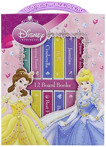 - Disney Princess Book Block