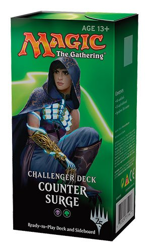 Counter Surge MTG Magic The Gathering Challenger Deck - 75 cards ()