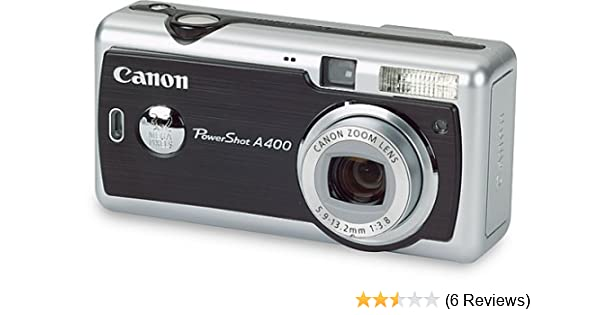 CANON POWERSHOT A400 DIGITAL CAMERA WINDOWS DRIVER DOWNLOAD