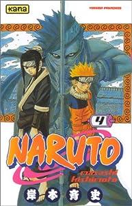 """Afficher """"Naruto n° 4"""""""
