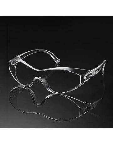 Gafas Protectoras de Ciencia m/édica Transparente Prevenir la Saliva Gafas de Ciclismo Antipolvo Gafas de protecci/ón antivaho Gafas de Seguridad antiniebla DeeCozy Gafas de Seguridad