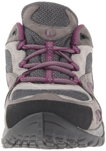 RCK de Merrell cuero Zapatos mujer PURPLE WTPF senderismo AZURA de CASTLE qz7Pw
