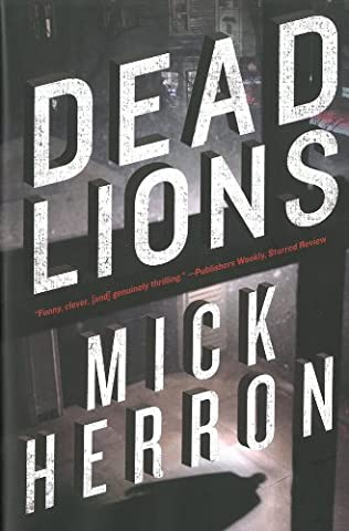 book cover of Dead Lions