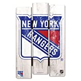 Wincraft NHL New York Rangers Wood Fence Sign - Best Reviews Guide