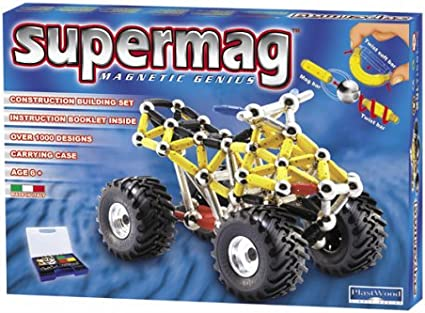 Supermag - Quad Big Wheels: Amazon.co.uk: Toys & Games