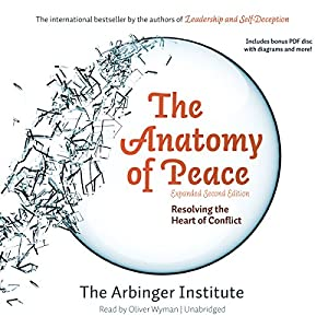 The Anatomy of Peace, Expanded Second Edition Audiobook