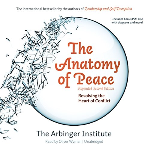 - The Anatomy of Peace, Expanded Second Edition: Resolving the Heart of Conflict