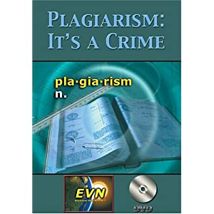 Plagiarism: Its a Crime DVD movie